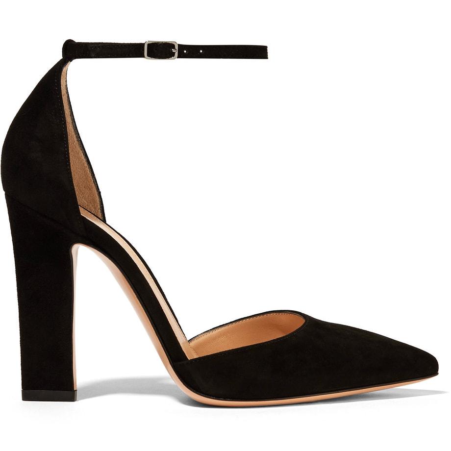 Gianvito Rossi d'Orsay heels