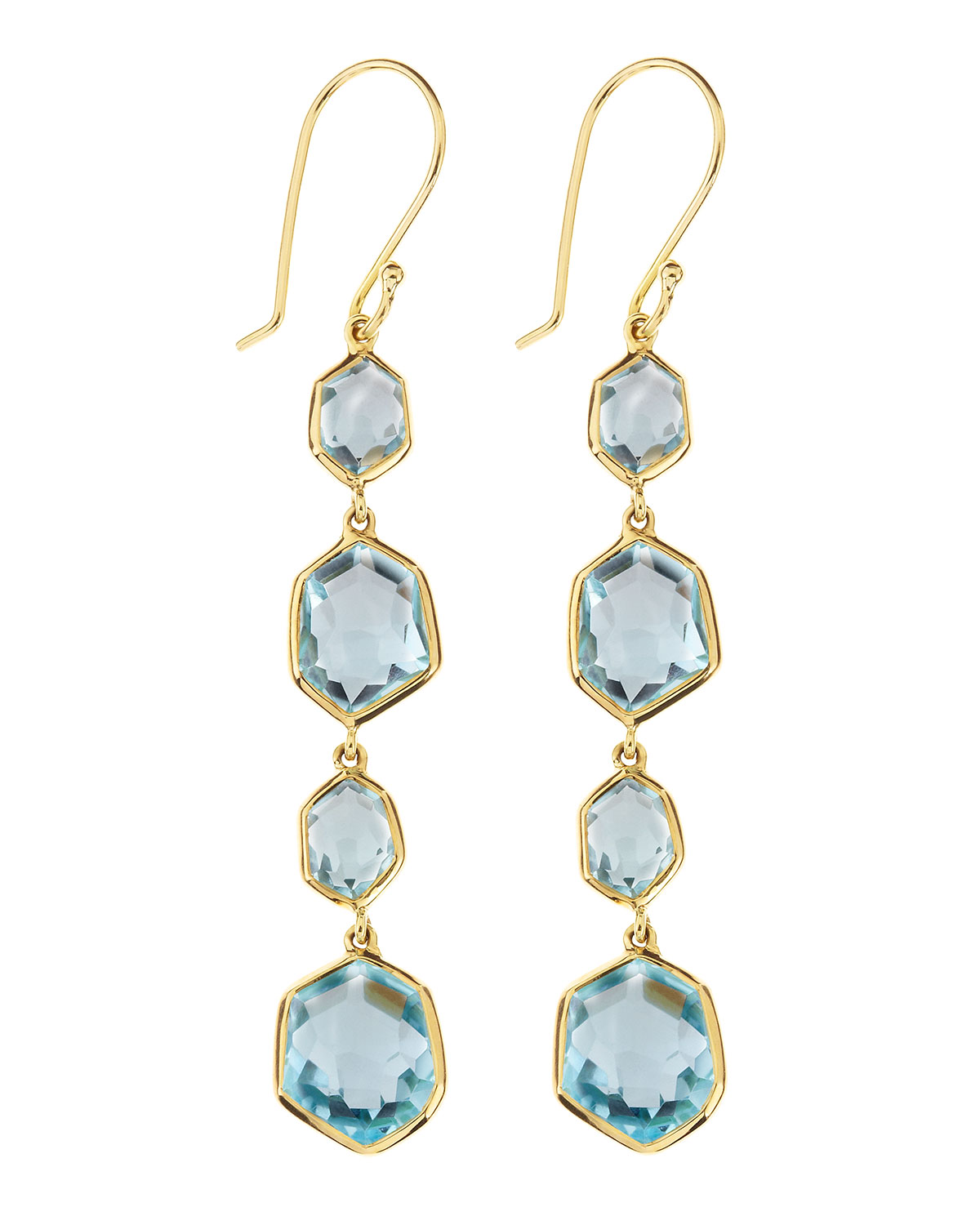 Ippolita Rock Candy 4-Stone Drop Earrings