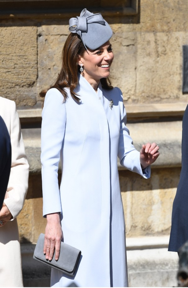 Duchess Kate repeats favourite old look for Queen's birthday & Easter Sunday