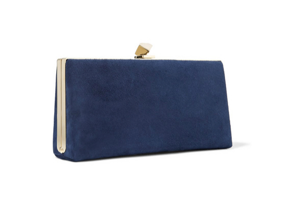 Jimmy Choo navy 'Celeste' bag