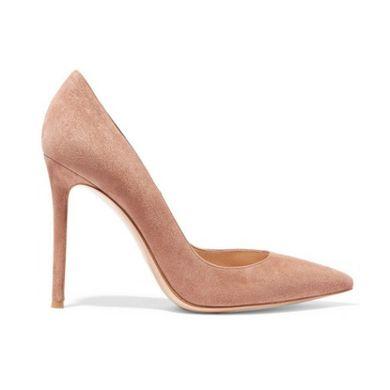Gianvito Rossi '105' praline heels