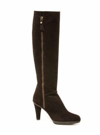 Stuart Wetizman 'Zipkin' boots