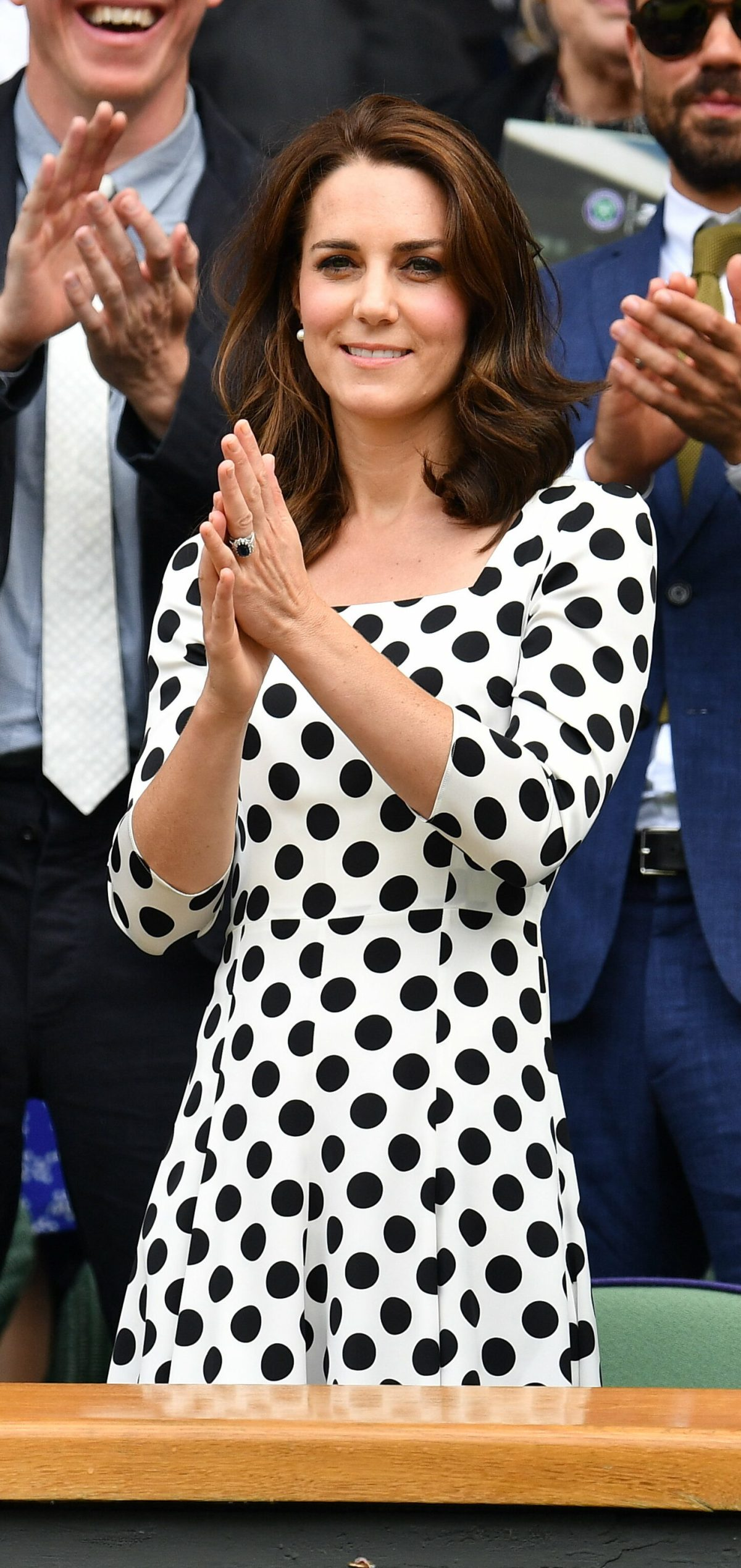 D&G polka dot dress