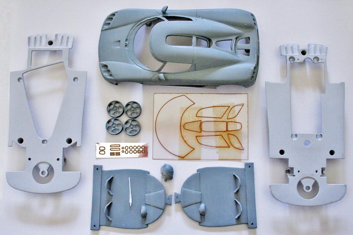 3DP Koenigsegg CCX5