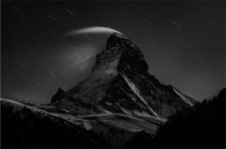 Matterhorn, Night Clouds, Nenad Saljic