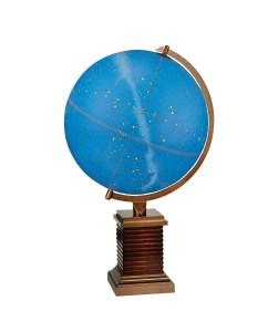 blue, constellation, desk, globe, illuminated, 12