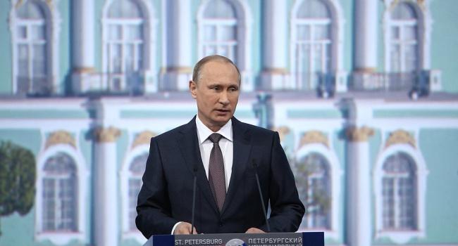 Манн: чем грозит экономический форум в Санкт-Петербурге Украине?