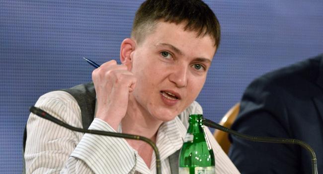 Савченко готова возглавить революцию в Украине
