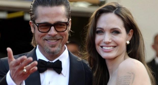 Брэд Питт обвиняет Джоли в информационных вбросах