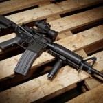歩兵の持っている銃火器