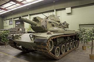 "M60A2 ""Starship"" Left Side"
