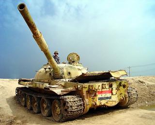 第2次イラク戦争と使用された戦闘車両