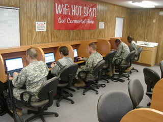 internet access Army-wide 090218
