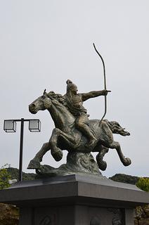 Young Oda Nobunaga
