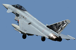 "Eurofighter Typhoon S  Germany  Air Force ""Bavarian Tigers"" 30-29"