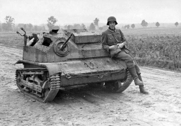 豆戦車 TKS