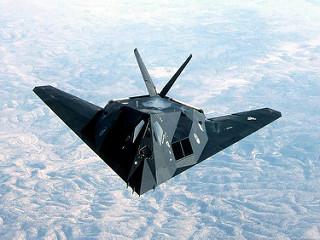 先端航空技術 - ステルス機と無人機