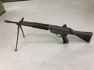 89式5.56㎜小銃のカスタム