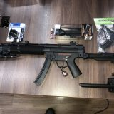 東京マルイ MP5 SD6系カスタムパーツのご紹介。