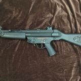 東京マルイ H&K MP5A4 スタンダード電動ガンの修理をさせて頂きました