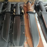 KA-BARのナイフ追加入荷しました。