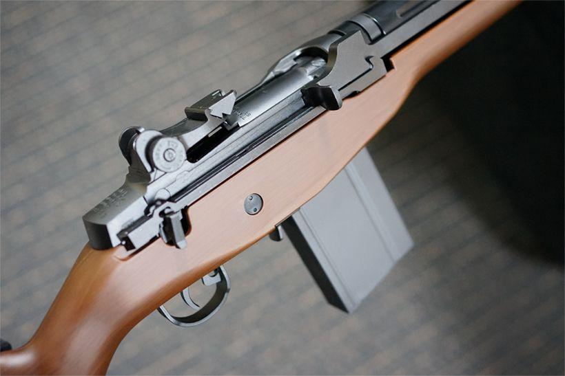 M14のマガジン