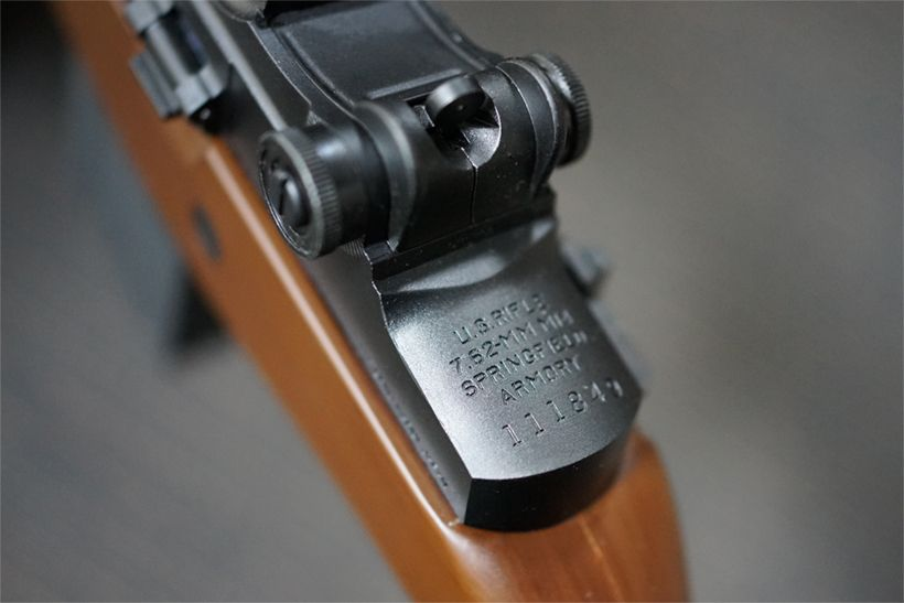 東京マルイ USライフル M14
