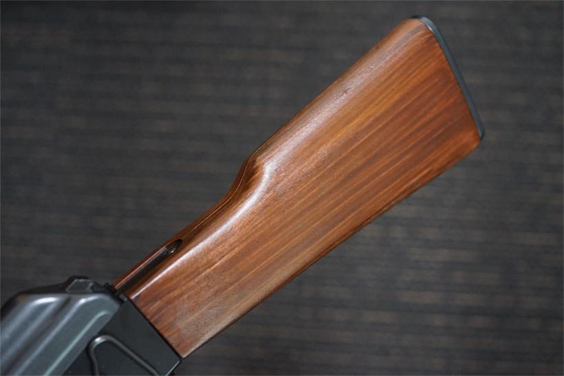 木製のストック