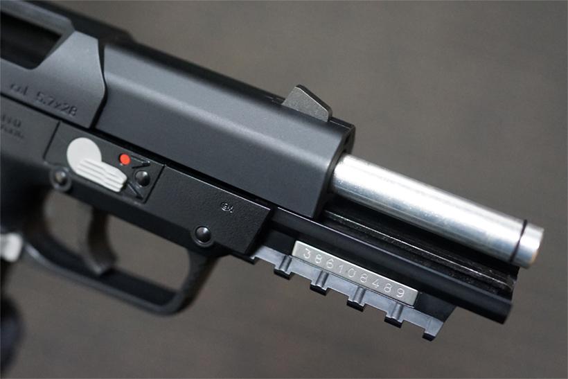 FN5-7のパレル