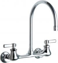 540-LDGN8AE3ABCP Manual Sink Faucets : Chicago Faucets
