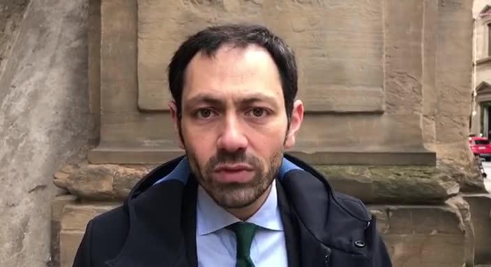 """Parte civile contro i dipendenti infedeli"""", il video dell'intervista  all'assessore Razza - Giornale di Sicilia"""