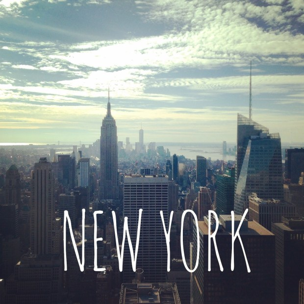 14 best of 2014: Weekend in New York