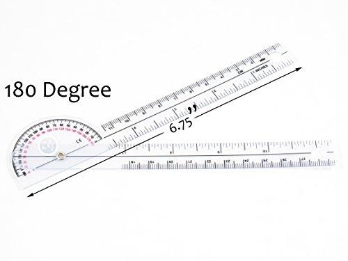 EGM-423 – EMI 8″ Spinal Goniometer