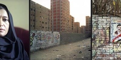 Les martyrs de la révolution égyptienne, par Denis Dailleux