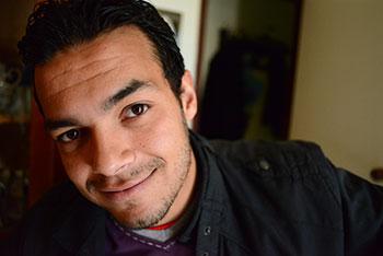 Portrait de Nazih à El Khroub
