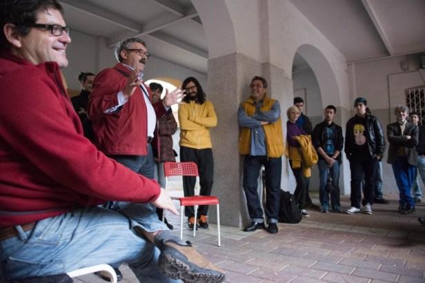 Démocratie participative et organisation horizontale sont les caractéristiques majeures de Podemos.