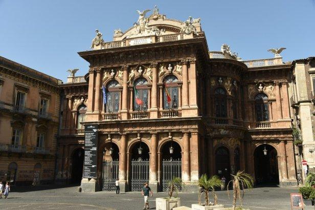 Opéra Massimo Bellini