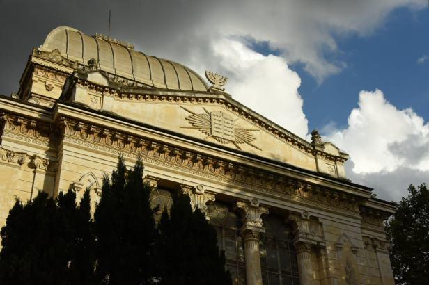 La Grande Synagogue de Rome