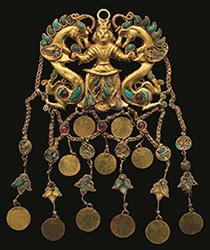 「黄金のアフガニスタン - 守りぬかれたシルクロードの秘宝 - 」 展