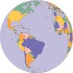 白地図(世界各地域や日本)に自由に色やラベルを付け無料ダウンロード!