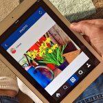 無料OS・Androidパソコン…InstagramなどのSNSも大きな画面で!