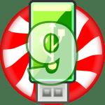 Live USBで『Peppermint 9』…インストールしたように保存できる!