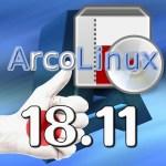 無料OS『ArcoLinux 18.11.2』…インストールと日本語入力!