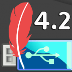 Live USB『Linux Lite 4.2』…ライブで設定保存できる!