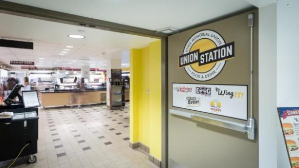 Image result for union station IMU