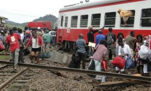 train accident cameroon