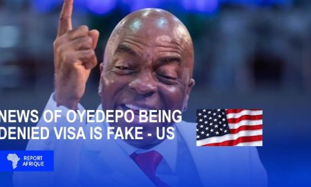 bishop oyedepo was not denied visa fake us embassy
