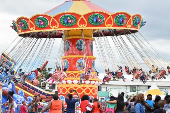 garden city amusement park relaxation parks to visit in port harcourt