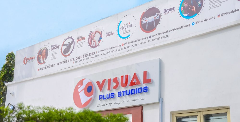 visual plus studios office