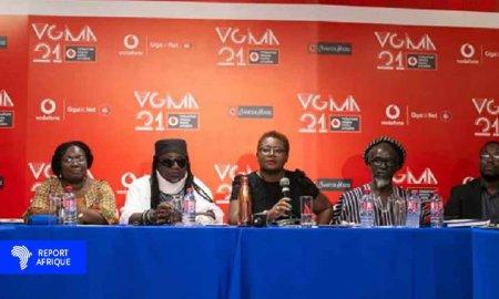 vodacom ghana music awards